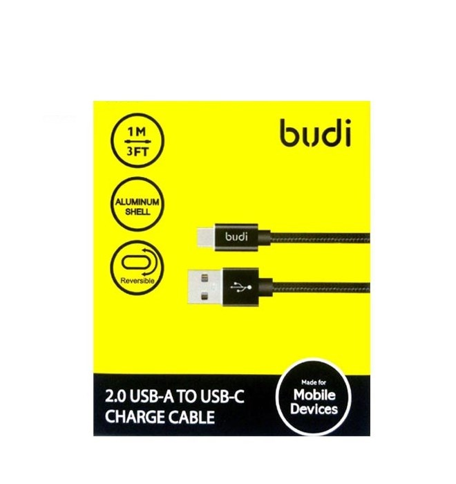 Cable USB pour Smartphone BUDI