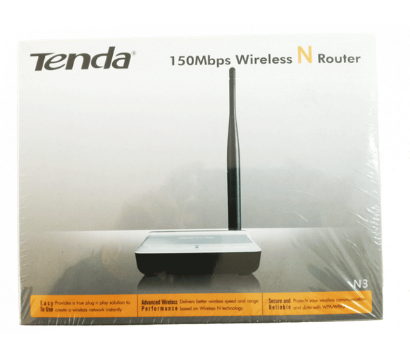Tenda N3 Routeur Point d'Acces 150 MBps