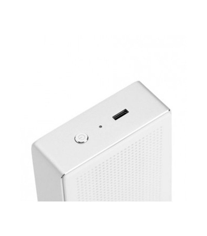 Xiaomi Mi Bluetooth Speaker Basic 2 Enceinte Bluetooth Stereo HD avec Microphone - Blanc