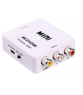 Mini AV2HDMI UP Scaler 1080P